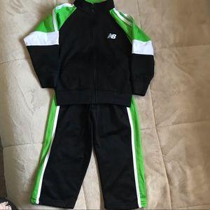 New balance NB toddler boy sport wear size 3T
